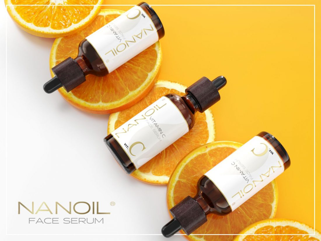 nanoil vit c serum do twarzy